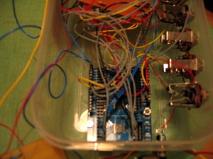 Arduino and mux shield