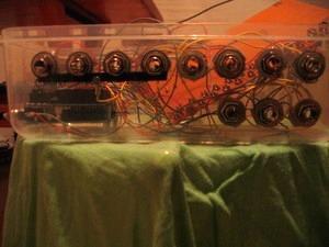 Arduino in a plastic box