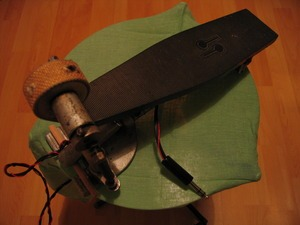 Hihat with infrared sensor -top-