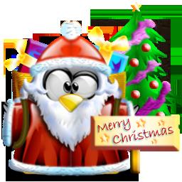 Weihnachtstux