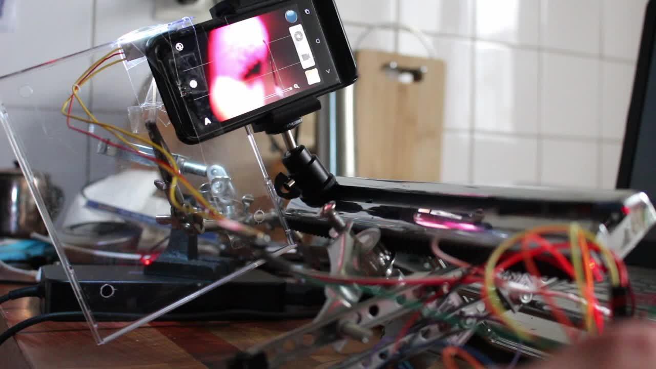 Smartphone mikroskop per arduino steuern u2013 linux: 3d print robotic
