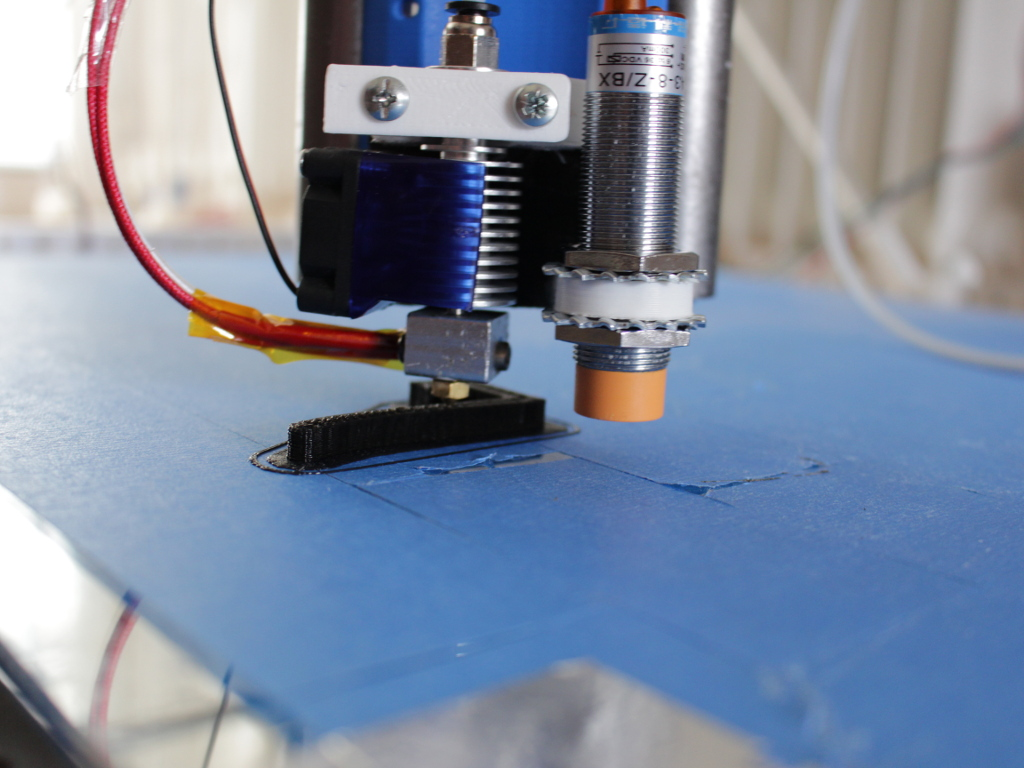 E§D jhead replaces the old and heavy MK8 extruder