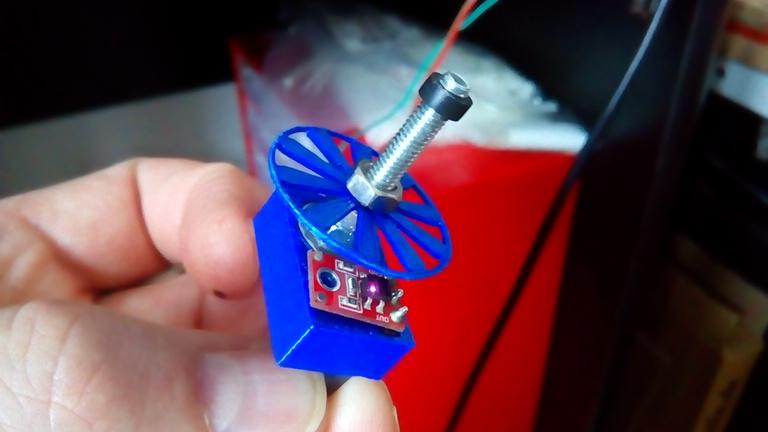 Filament monitor